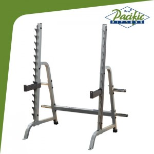 pasifik multi press rack